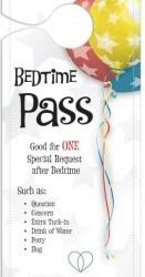 The Bedtime Pass