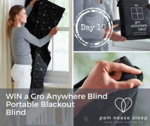 WIN a GRO Anywhere Blind – All I Want for Christmas is… SLEEP!